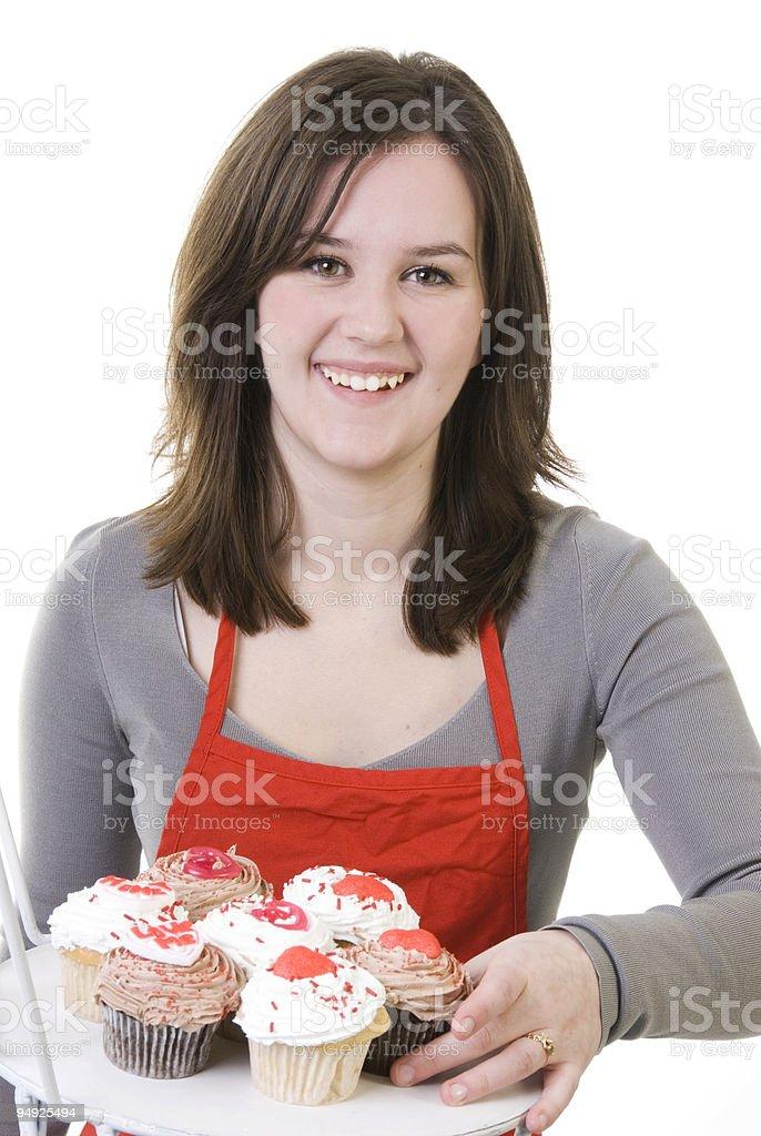 Cupcake? royalty-free stock photo