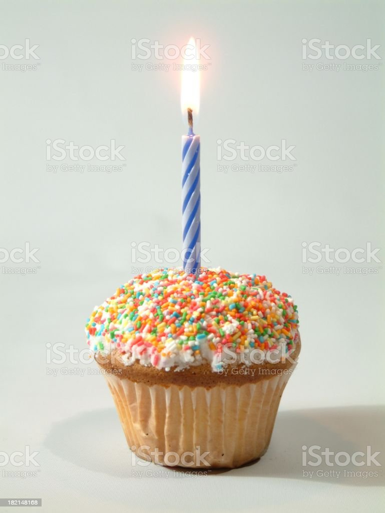 Cupcake2 royalty-free stock photo