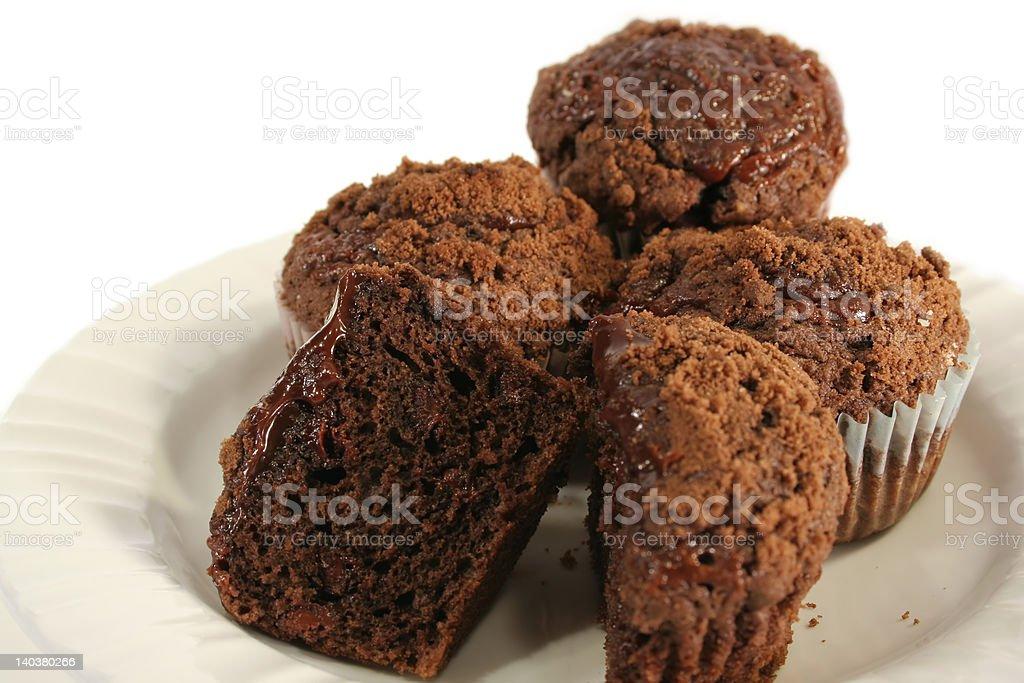 Cupcakes zbiór zdjęć royalty-free