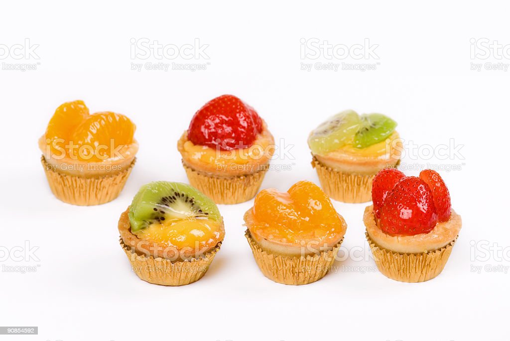 Cupcakes royalty-free stock photo