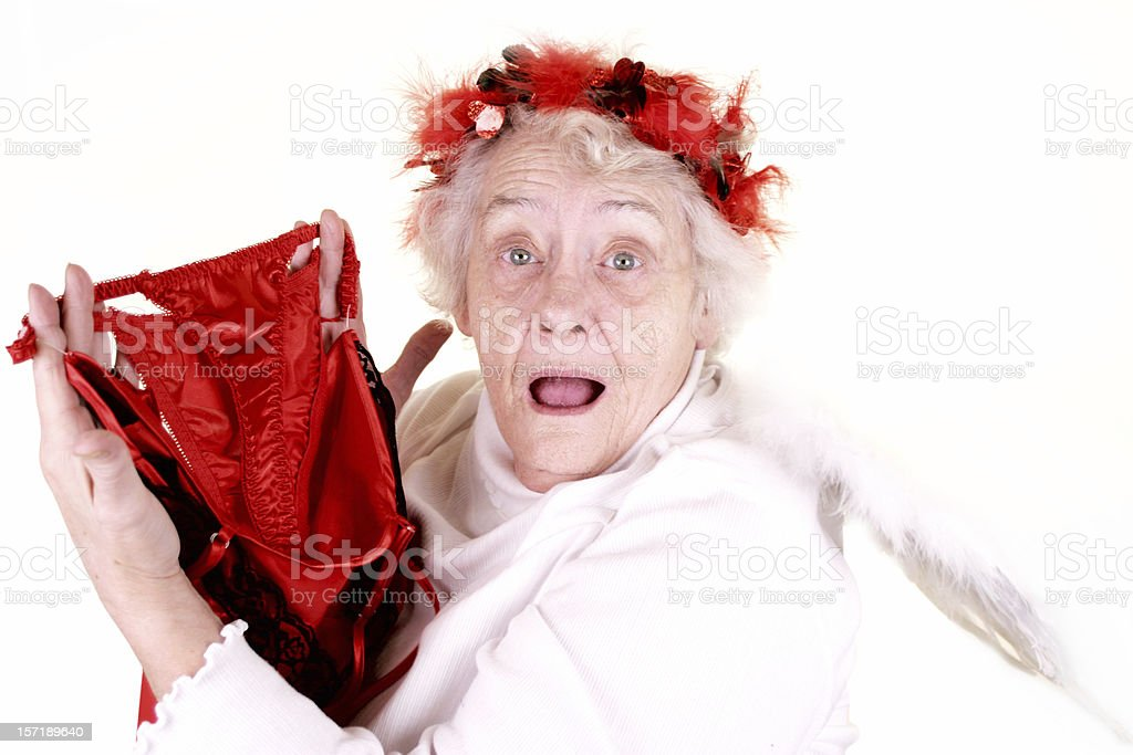 Cupid Series royalty-free stock photo
