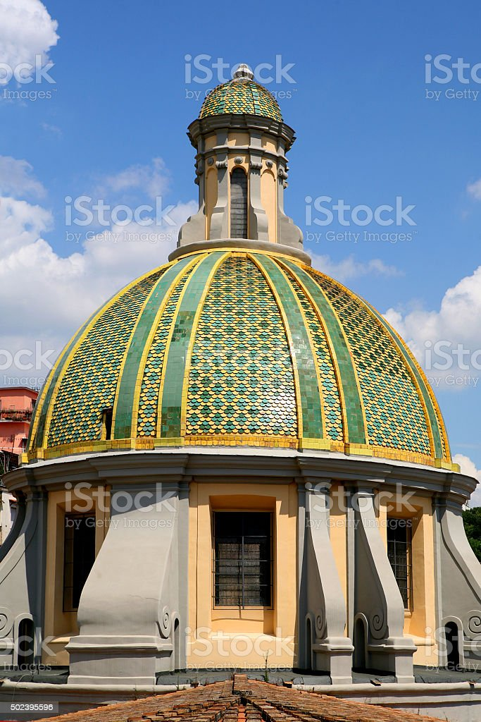 cupola stock photo