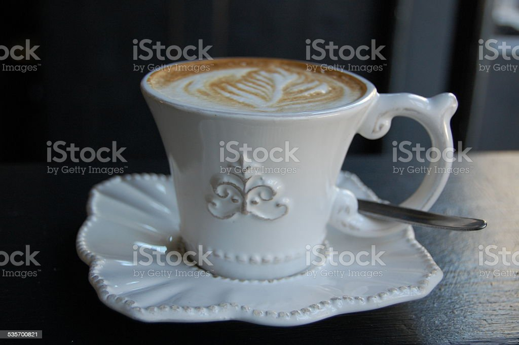 Cuppa stock photo
