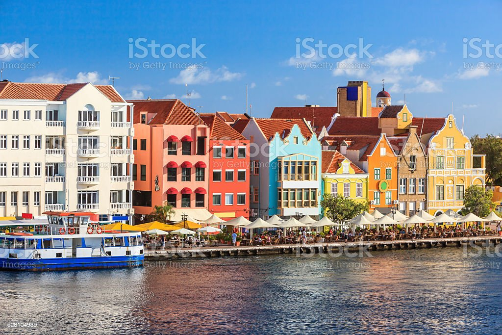Curacao, Netherlands Antilles stock photo