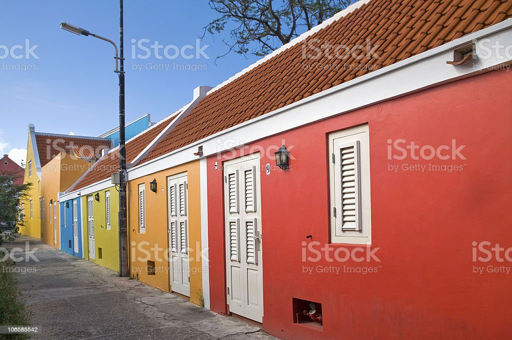 curacao stock photo