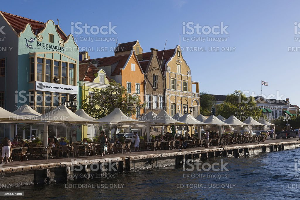 Curacao royalty-free stock photo