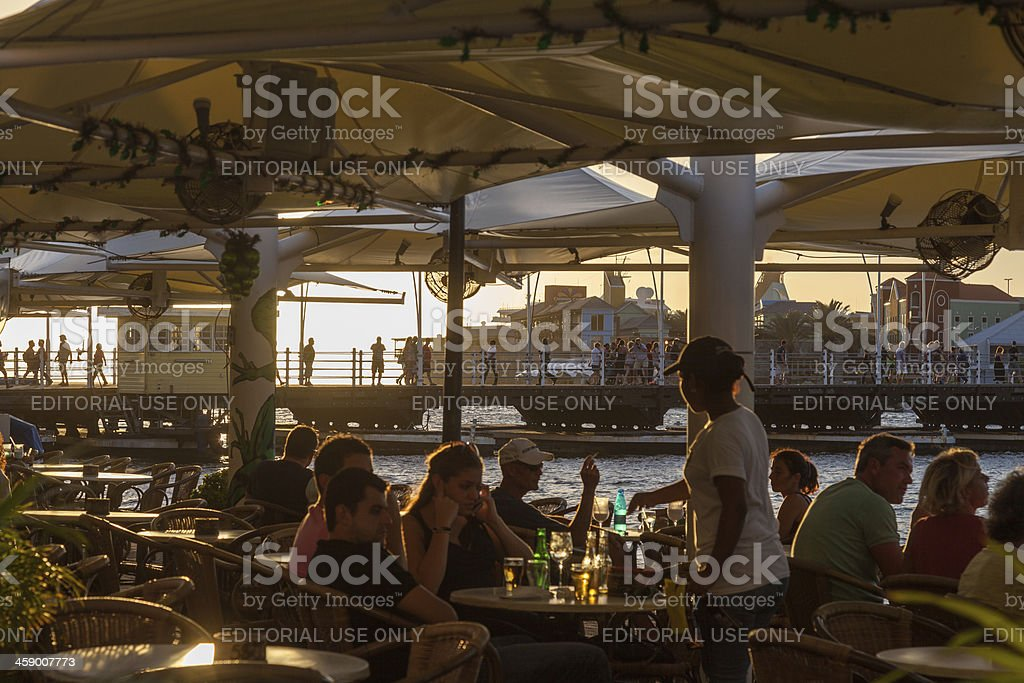 Curacao royalty-free stock photo