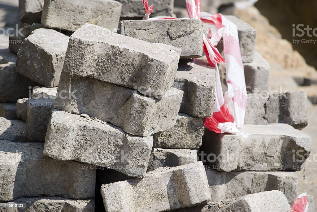 curbstone royalty-free stock photo