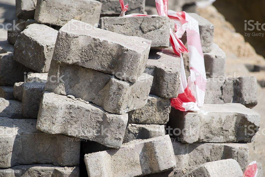 curbstone stock photo