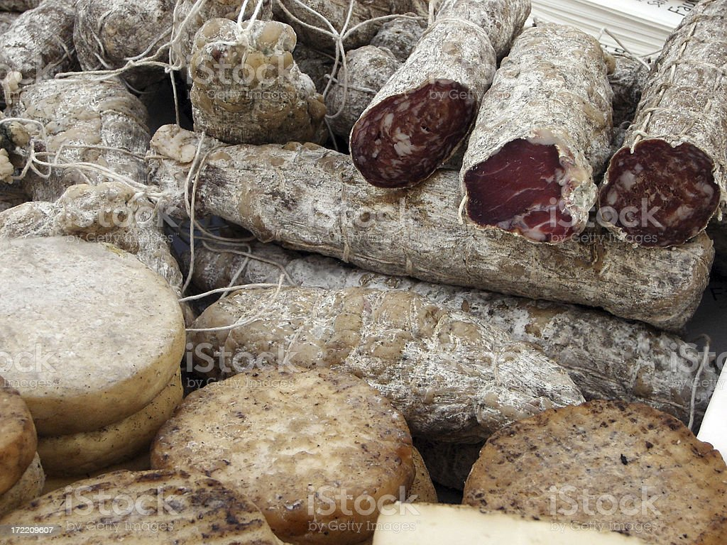 Salumi & Formaggi stock photo