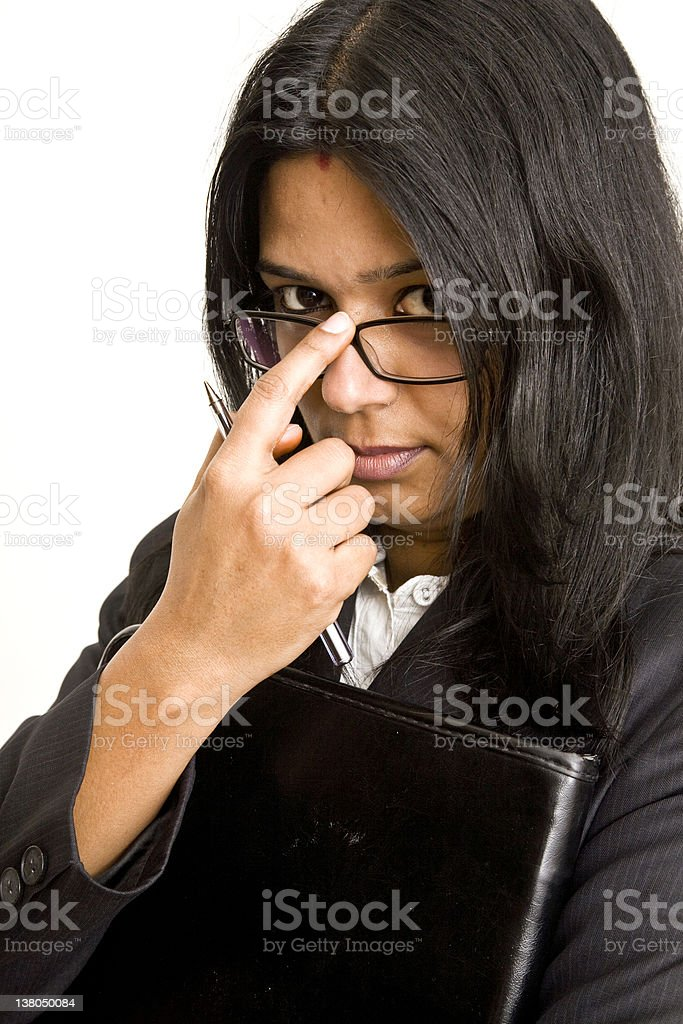 Curious stock photo