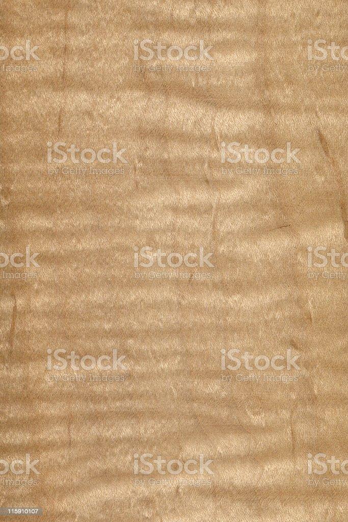 curly maple wood, Acer saccharinum stock photo