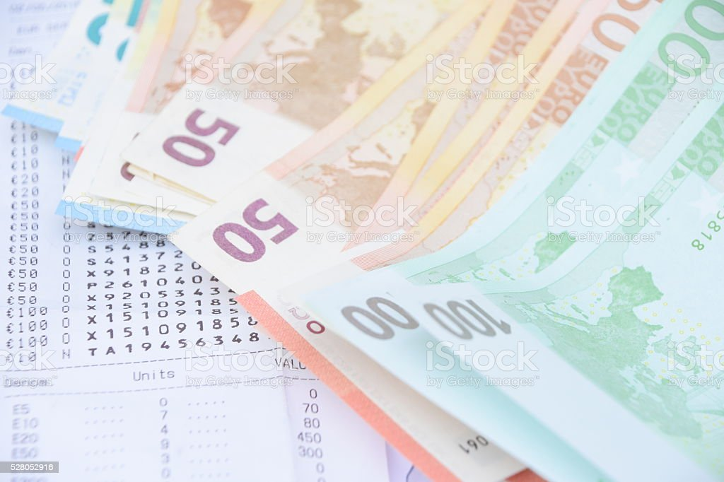 Currency Exchange Concept stock photo
