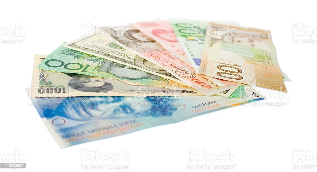currency kit royalty-free stock photo