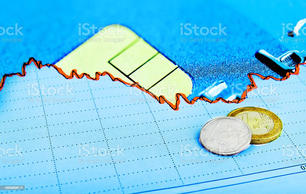 currency market concept stock photo