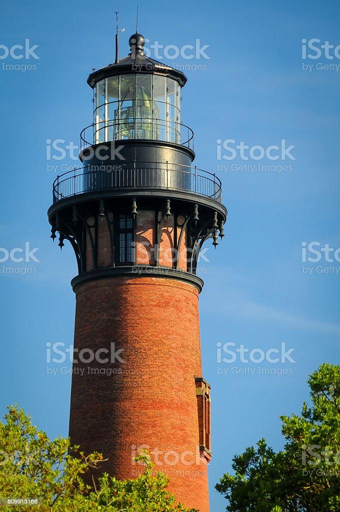 Currituck Lighthouse stock photo
