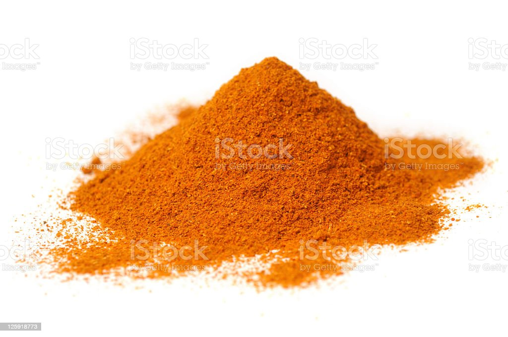 Curry Powder royalty-free stock photo