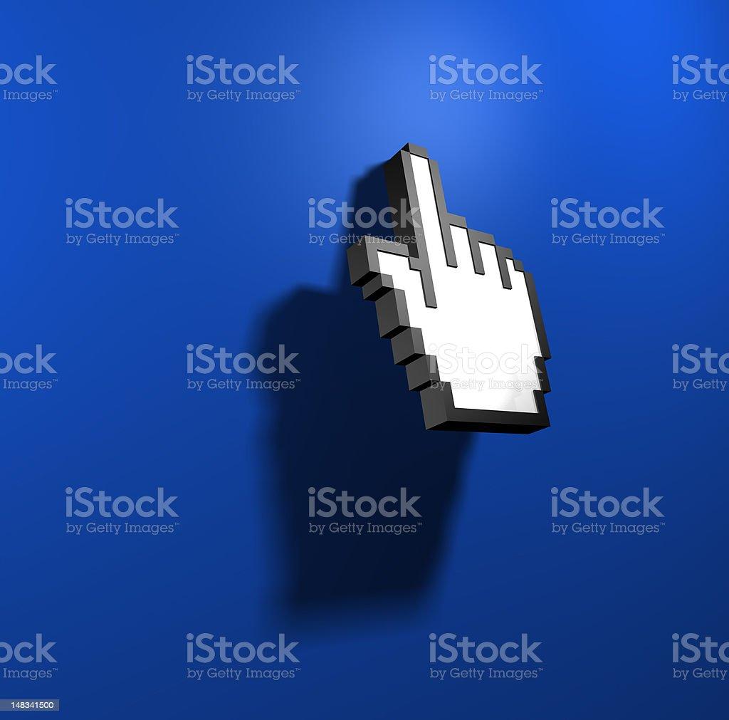 cursor stock photo