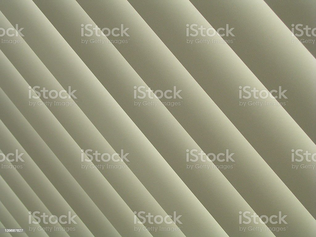 Curtain blinds royalty-free stock photo