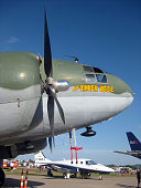 Curtis C-46 Commando American military aircraft