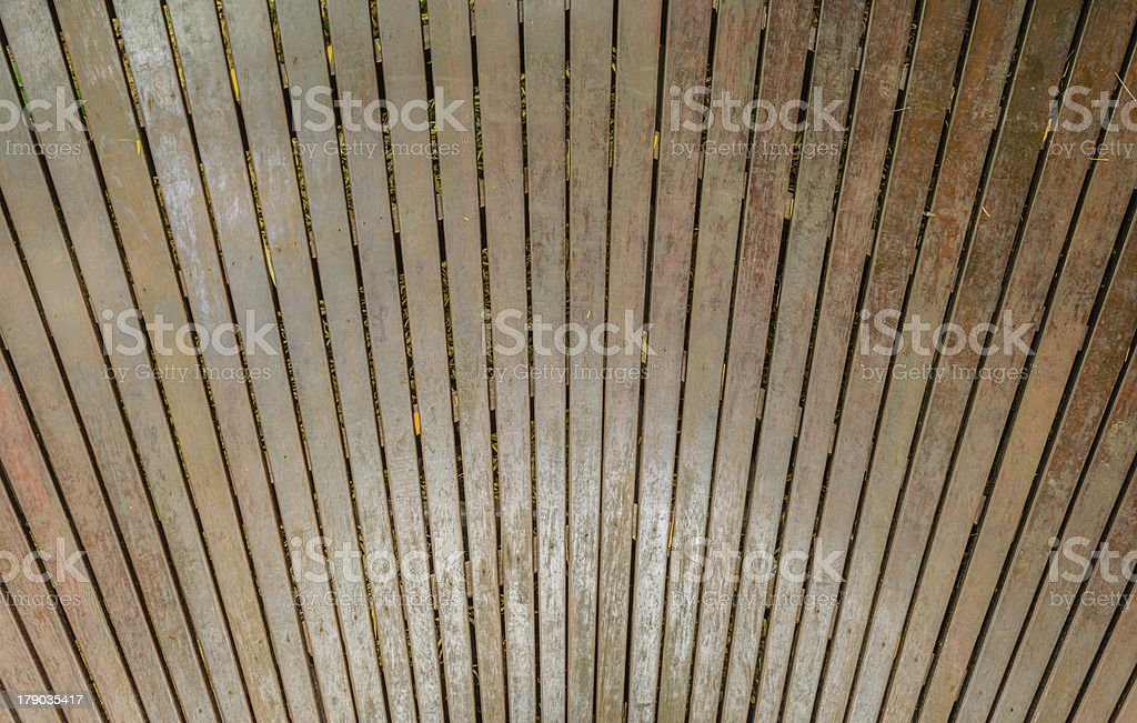 Curve Wood Texture royalty-free stock photo