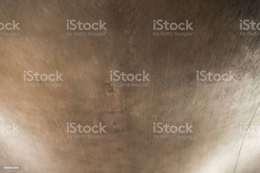 Curved wall patterns. stock photo