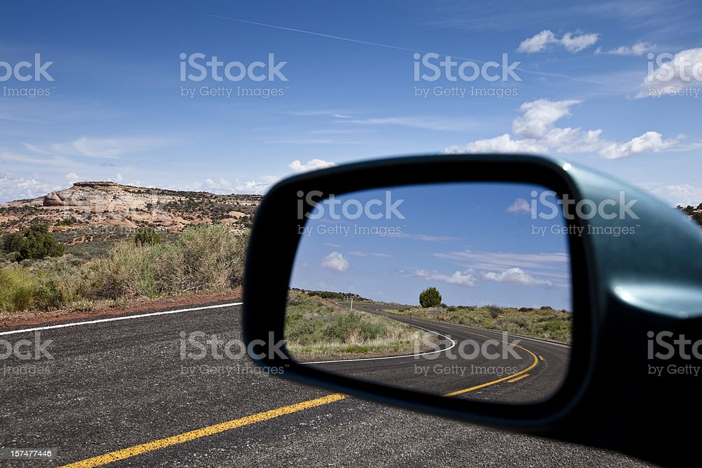 Curves behind stock photo