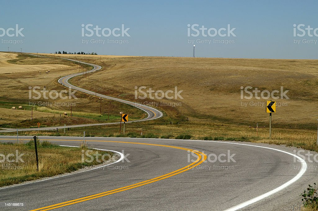 Curves of Life royalty-free stock photo