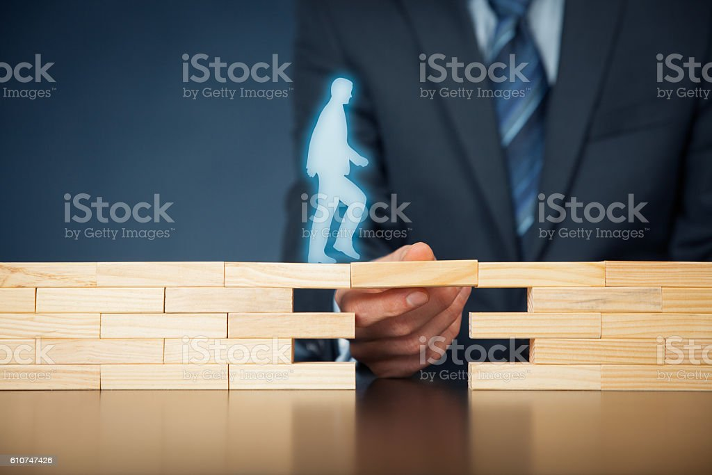 Customer care and support stock photo