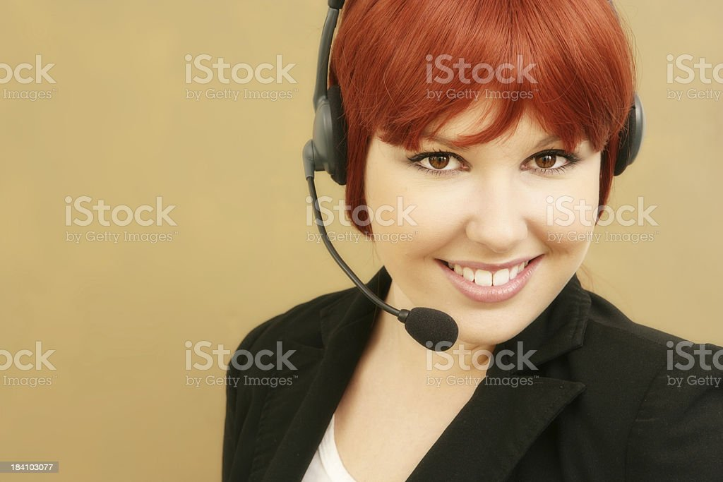 Customer Care royalty-free stock photo