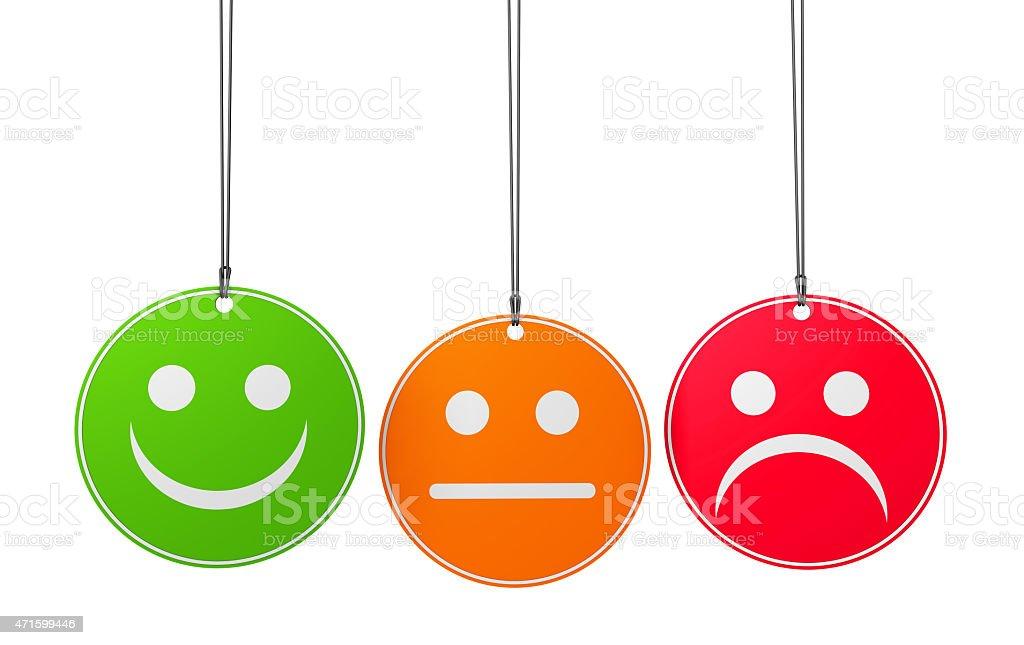 Customer Service Quality Survey stock photo