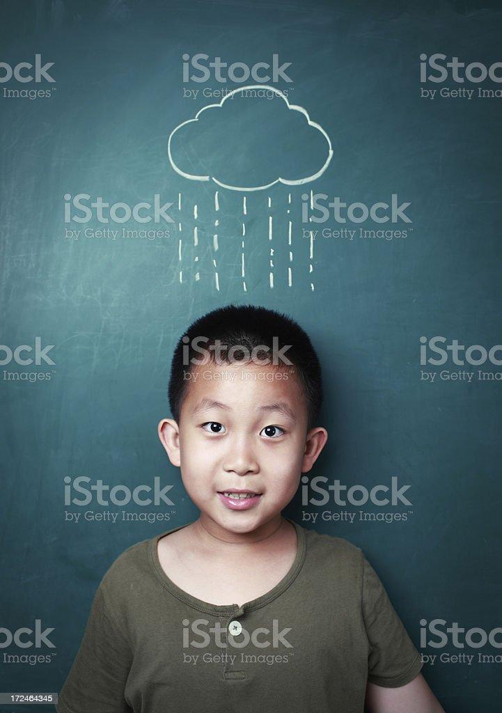 cut Boy royalty-free stock photo