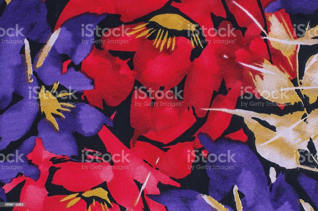 cut manually woven textile fabric stock photo