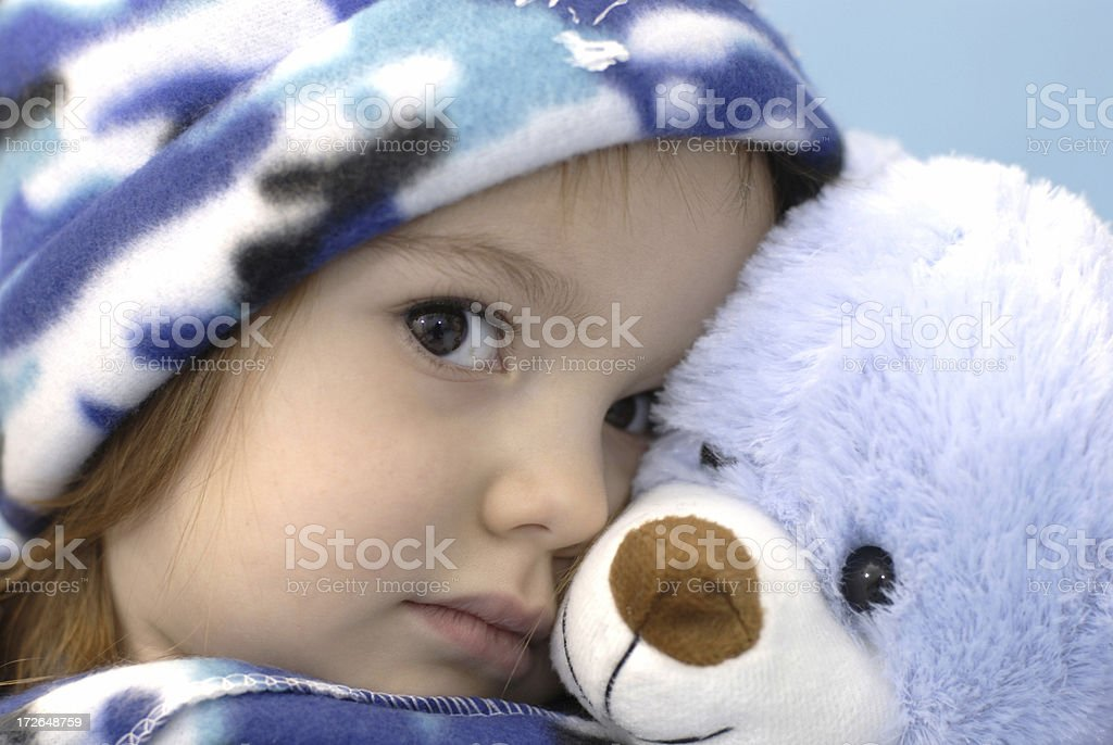 Cute 2 Year Old royalty-free stock photo