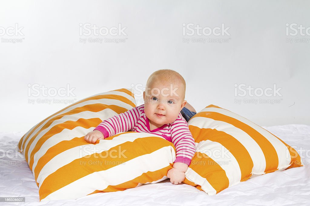 Süßes baby Lizenzfreies stock-foto