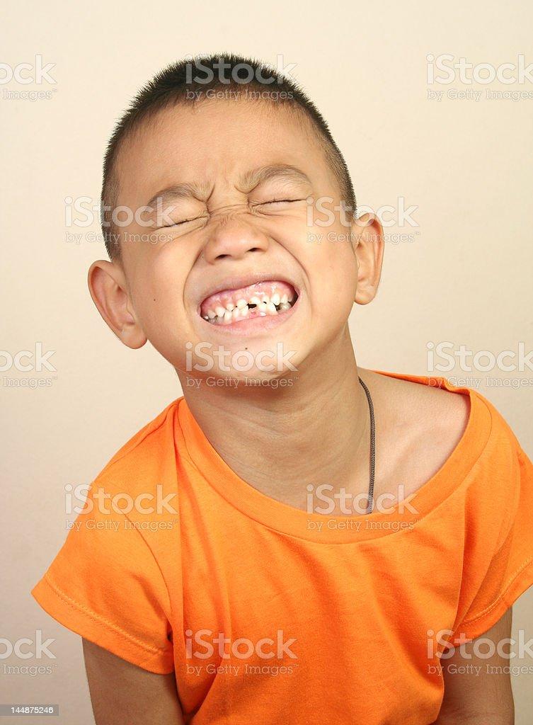 Süße Junge (Serie Lizenzfreies stock-foto