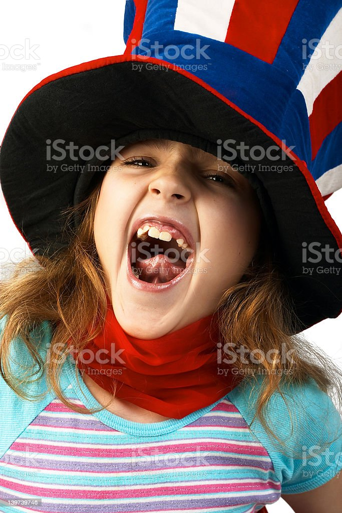 Cute child. royalty-free stock photo