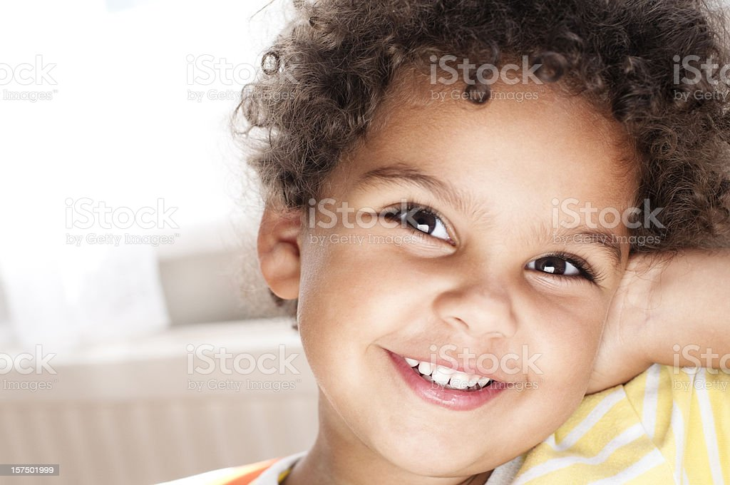 Cute Child royalty-free stock photo