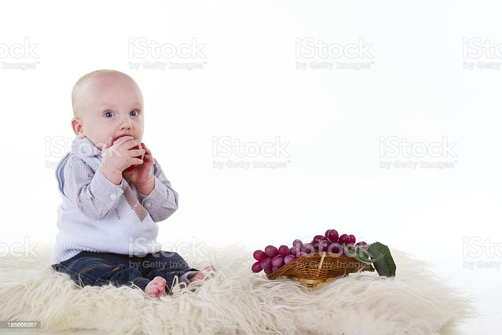 Niedliche Kind Lizenzfreies stock-foto