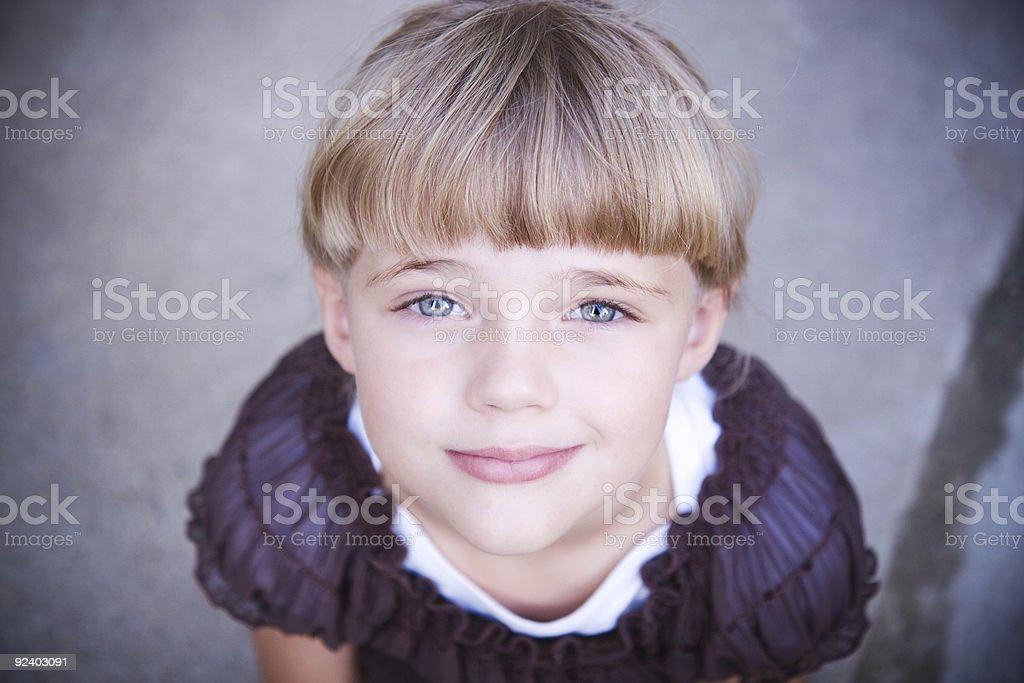 Niedliche Kind – Foto
