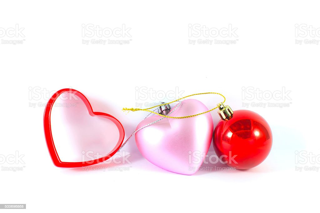 Cute heart shape royalty-free stock photo