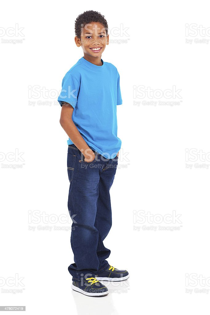 cute indian boy stock photo