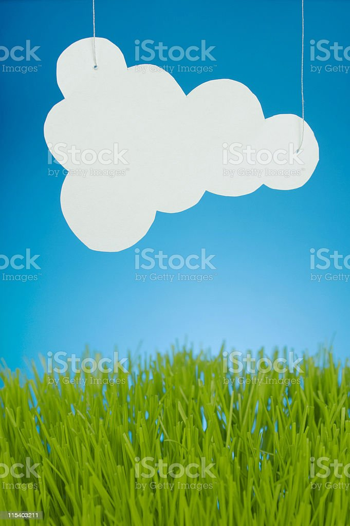 cute landscape royalty-free stock photo