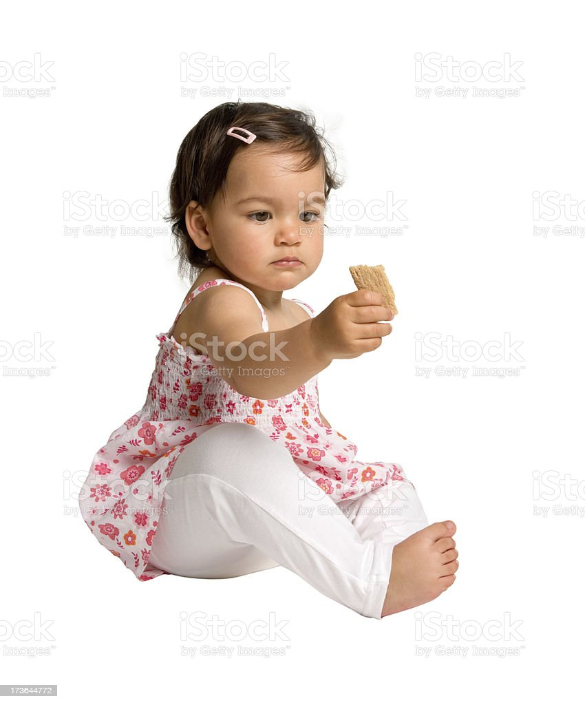 cute little baby royalty-free stock photo