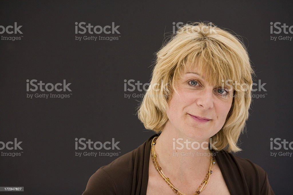 Cute Mom! royalty-free stock photo