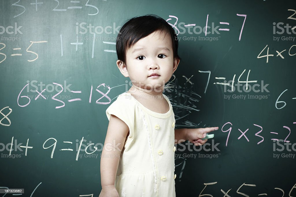 cute small child royalty-free stock photo