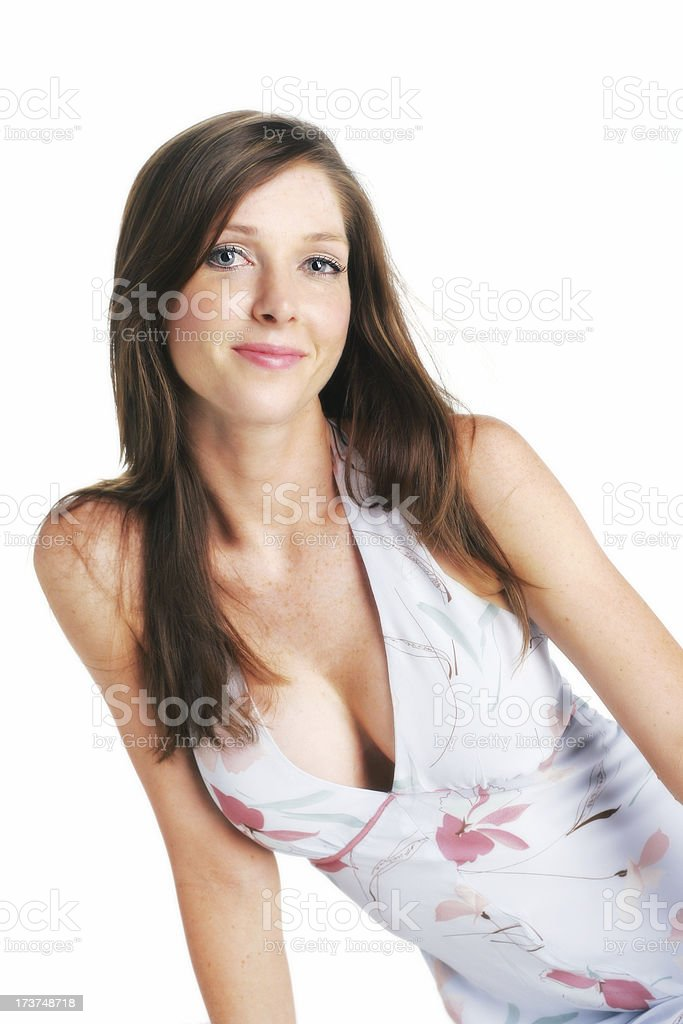Cute Smile royalty-free stock photo