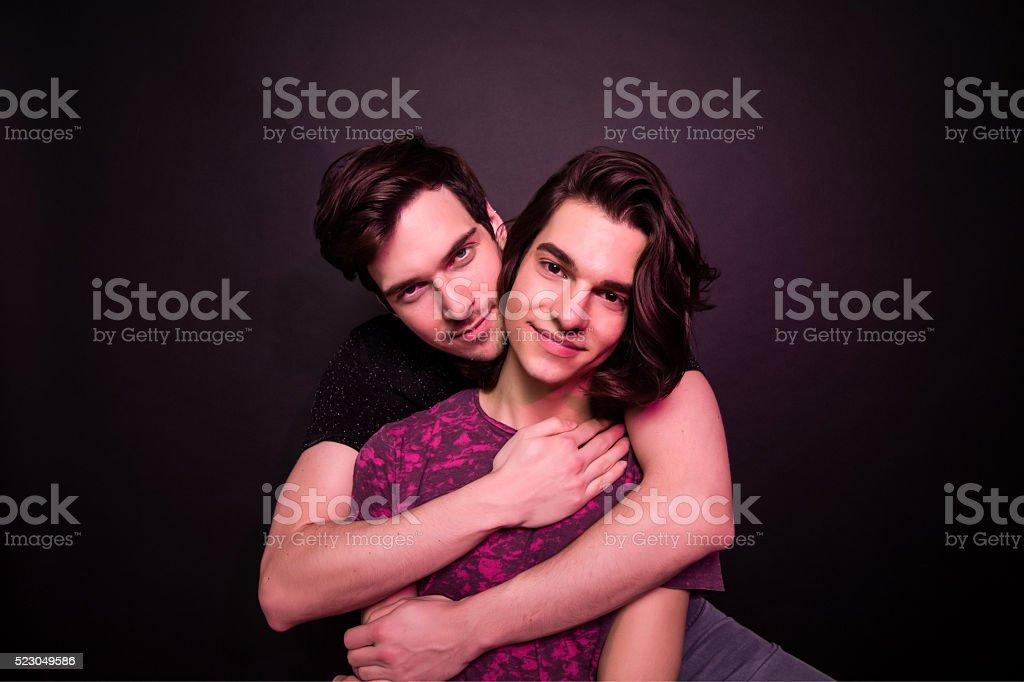 Молодой гей с взрослым фото 163-898