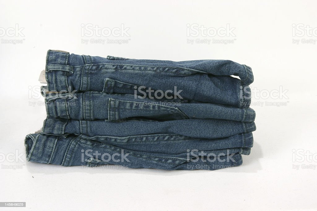 Cut-off Shorts stock photo