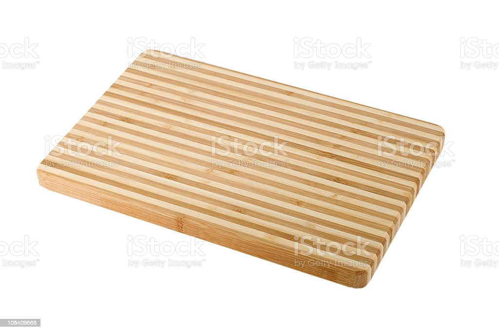 Cutting board stock photo